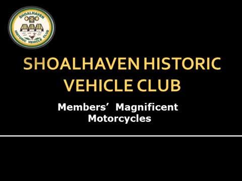 SHVC Motorcycles