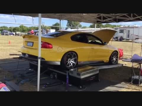 HSV GTS Blown Coupe