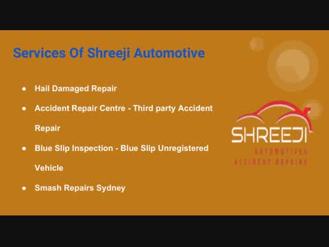 Shreeji Automotive Services