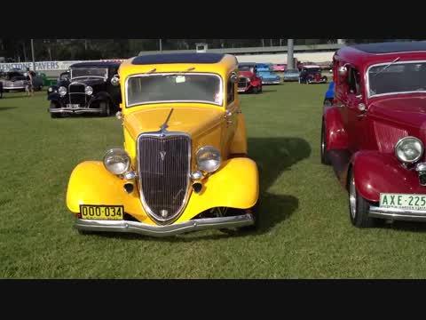 Bok's 34 Sedan