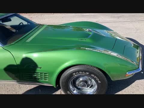 Corvette Stingray 454 LS5