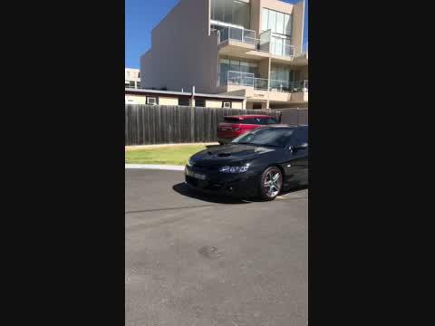 Black HSV GTO-02