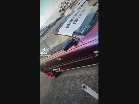 Harley Quinn at Drive inn
